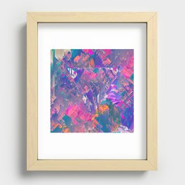 a_friend_called_five Recessed Framed Print
