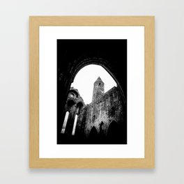 Rock of Cashel Framed Art Print