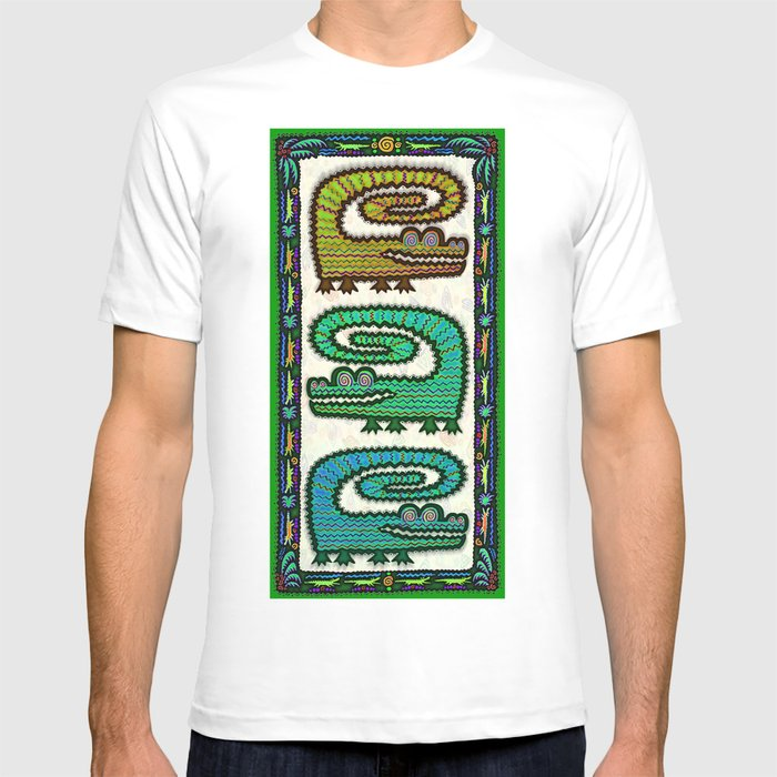 PSYCHO GATOR T-shirt