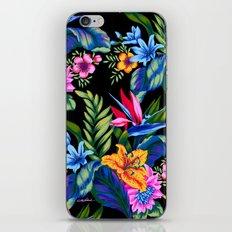 Jungle Vibe iPhone & iPod Skin
