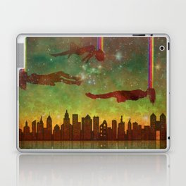 City Rising (Dreamers #2) Laptop & iPad Skin