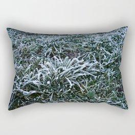 Frosted Grass Rectangular Pillow