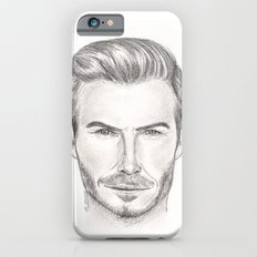 David Beckham iPhone 6s Slim Case