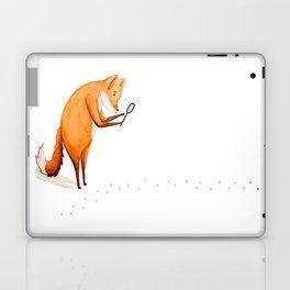 Foxy Detective Laptop & iPad Skin