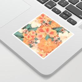 Aloha Orange Sherbet Sticker