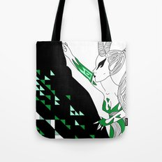 Capricorn / 12 Signs of the Zodiac Tote Bag