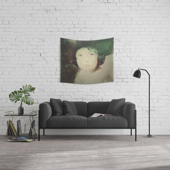 Childhood / Infancia Wall Tapestry
