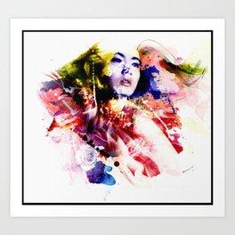 Release... Art Print