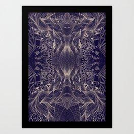 Kaleidoscopes II Art Print