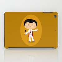 elvis presley iPad Cases featuring Elvis Presley by Sombras Blancas Art & Design