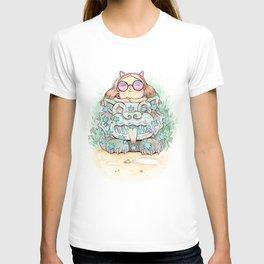 Ancient cats T-shirt