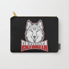 Polish Wolf Patriota Wilk Carry-All Pouch