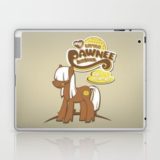 My Little Pawnee Laptop & iPad Skin