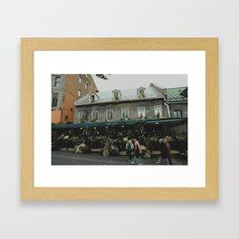 Montreal Framed Art Print