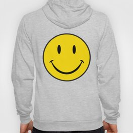 Smiley Happy Face Hoody