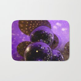 Disco Ball Bath Mat