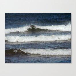 Triples Canvas Print