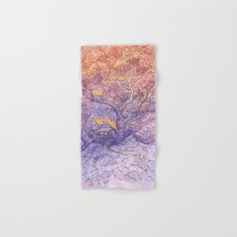 Enchanted Treehouse Hand & Bath Towel