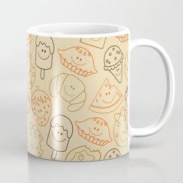 Food Light Background Coffee Mug