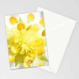 Yellow Stamen Sunshine | Flower | Nadia Bonello Stationery Cards