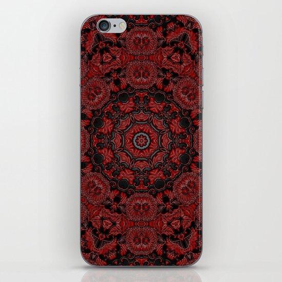 Regal Red 2 iPhone & iPod Skin