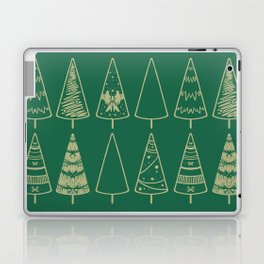 Christmas trees Laptop & iPad Skin