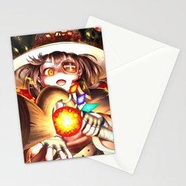 Megumin (KonoSuba) Stationery Cards