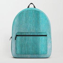 Turquoise Grain Backpack