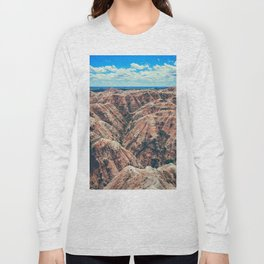 The Canyons (Color) Long Sleeve T-shirt