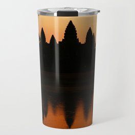 Angkor Wat Travel Mug