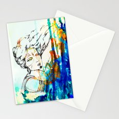Tribal Beauty 4 Stationery Cards