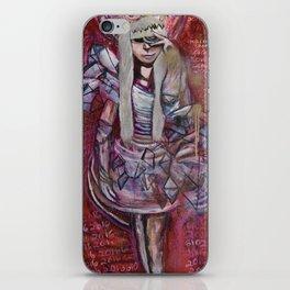 """Celebrity Worship"" by Lindsay Wiggins iPhone Skin"