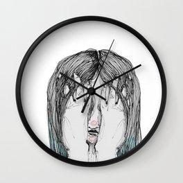 Sometimes I'm sad Wall Clock