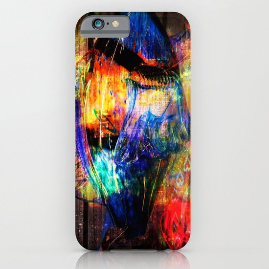 Life In Colors iPhone & iPod Case