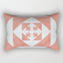 this desert flower Rectangular Pillow