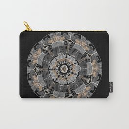 GoldenMandala Carry-All Pouch