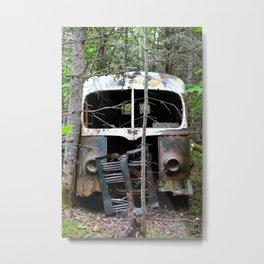 Bancroft Metal Print