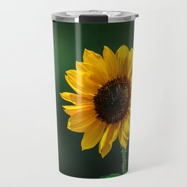 The Sun In Nature Travel Mug