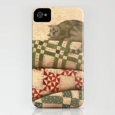 Cat Nap Slim Case iPhone (4, 4s)