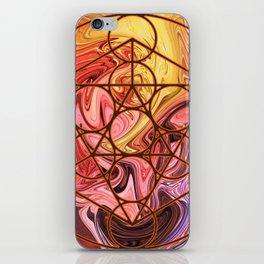 Abstract II iPhone Skin