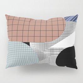Modern Soft Bauhaus Pillow Sham