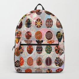 Pysanky Easter Eggs Backpack