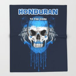 To The Core Collection: Honduras Throw Blanket