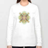 constellation Long Sleeve T-shirts featuring Constellation Mandala by Patricia Shea Designs