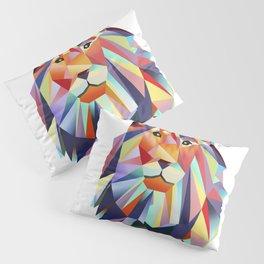 Lion Leonard Pillow Sham