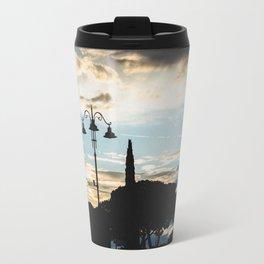 Italian cloudy evening Travel Mug