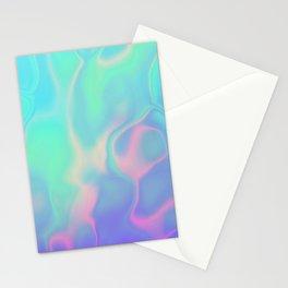 Rainbow Sea Stationery Cards