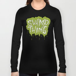 Swamp Thing Long Sleeve T-shirt