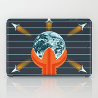dune iPad Cases featuring Dune by milanova