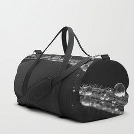 Obscure raindrops Duffle Bag